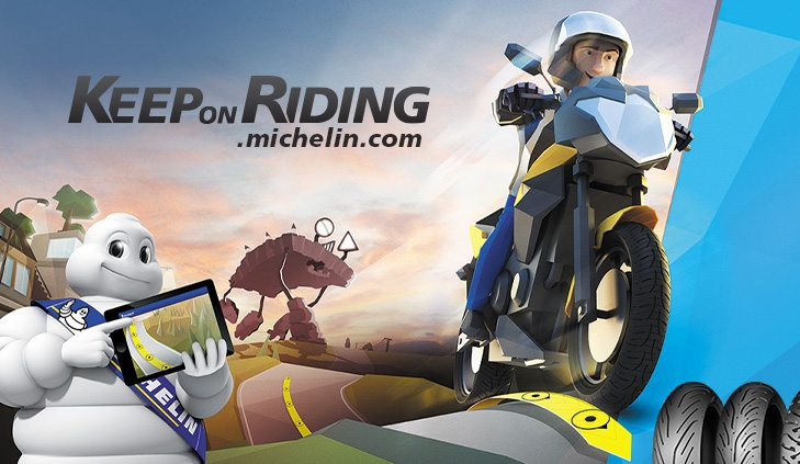Michelin offering 'gift card' for motorcycle tyre purchases