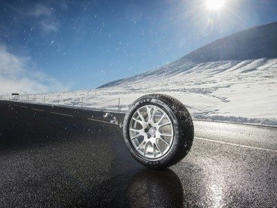 Michelin launches Alpin 5 winter tyre