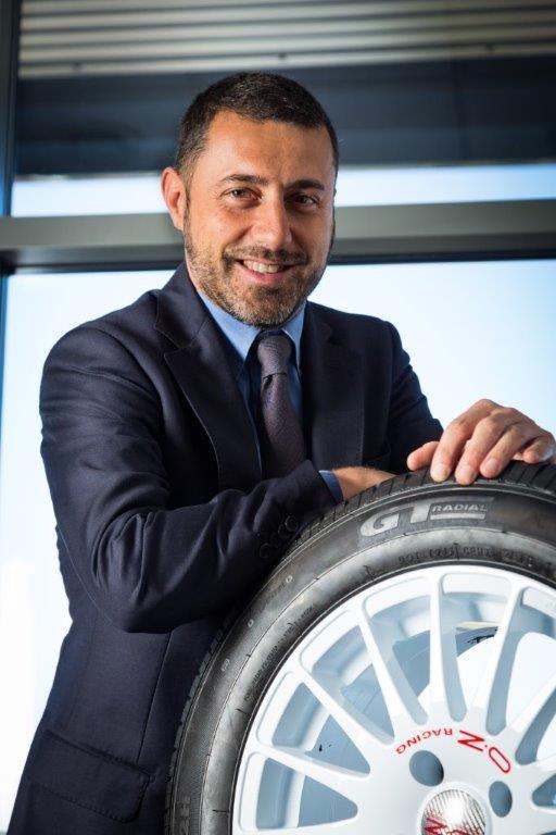 Giannangeli to head European PCR marketing at Giti Tire