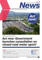 Government to consult on closed road motorsports