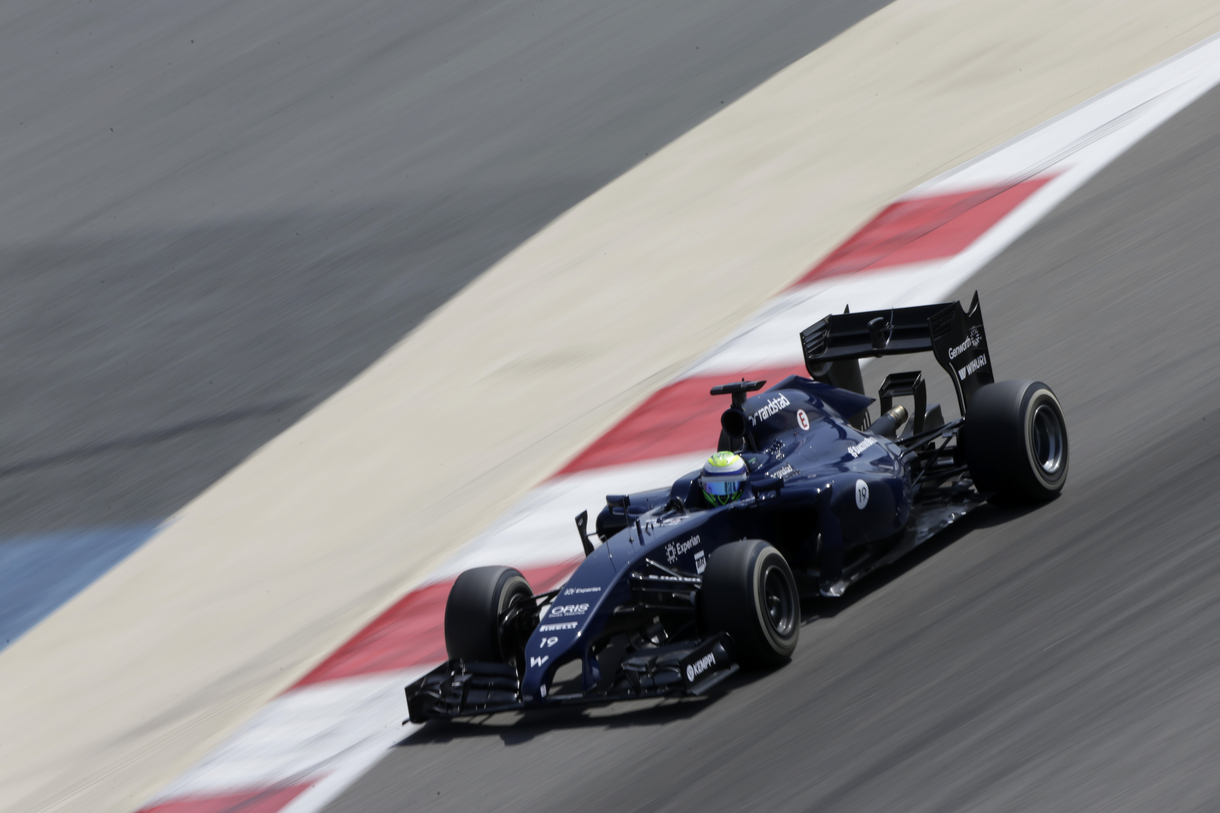 Felipe Massa Bahrain