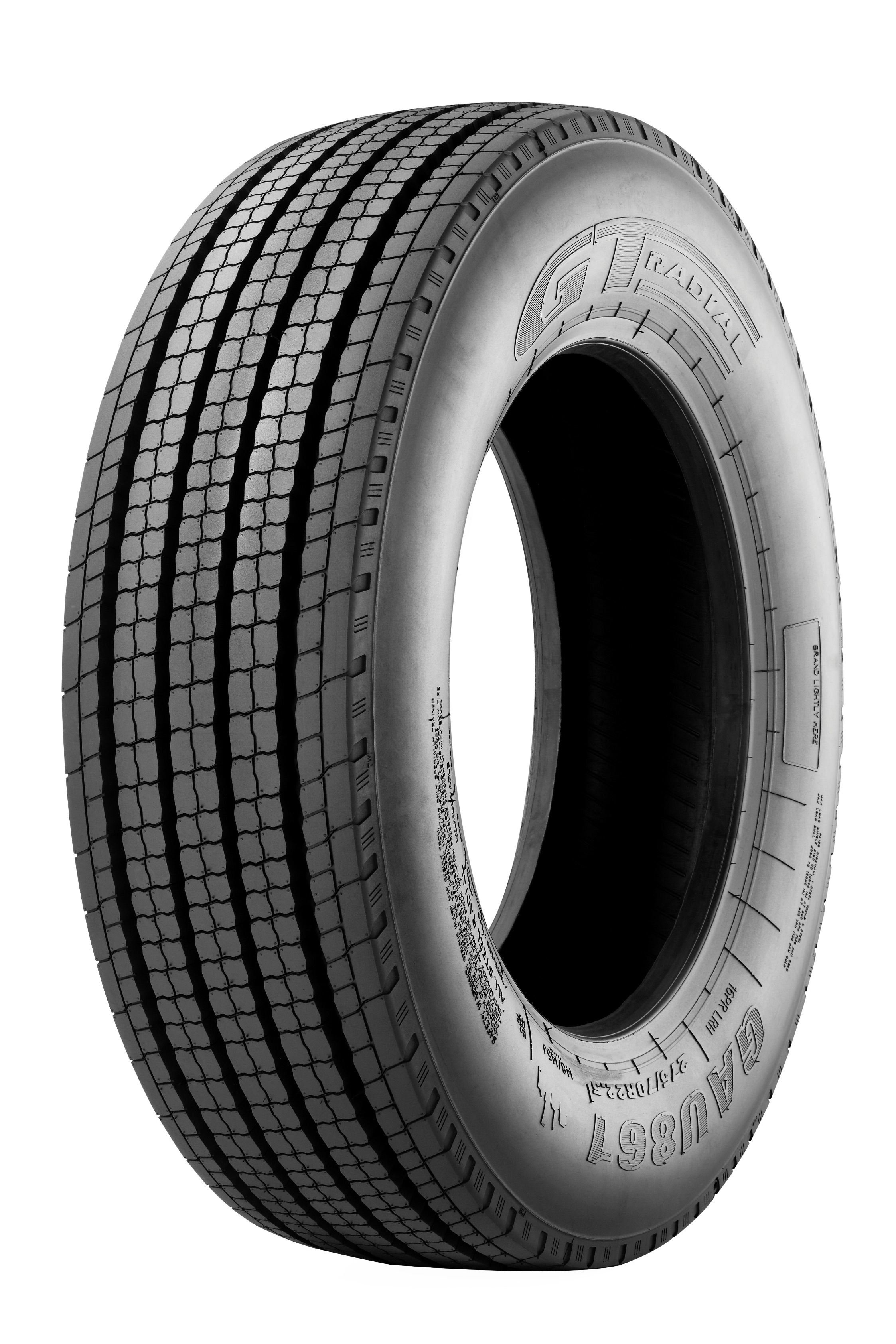GT Radial GAU861 all-position urban city-bus tyre