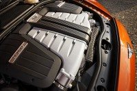 W12 engine and Bentley expansion
