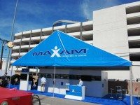 Maxam Tire on show at Conexpo
