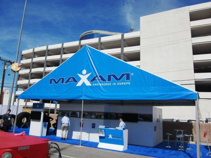 Maxam at Conexpo