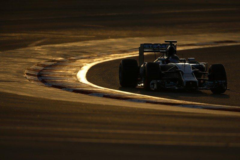 Nico Rosberg Williams Bahrain