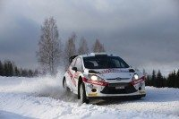 Henning Solberg WRC