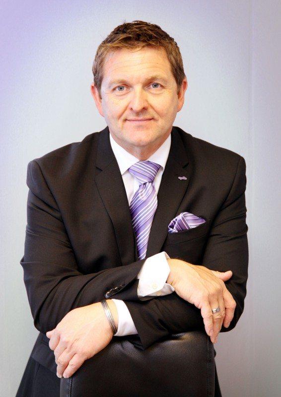 Stuart Jackson, TyreSafe chairman
