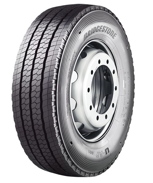 Bridgestone's new U-AP 001 tyre for urban coach and bus applications