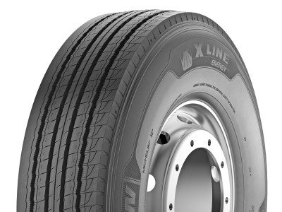 Michelin expands 'most fuel efficient' commercial vehicle tyre range