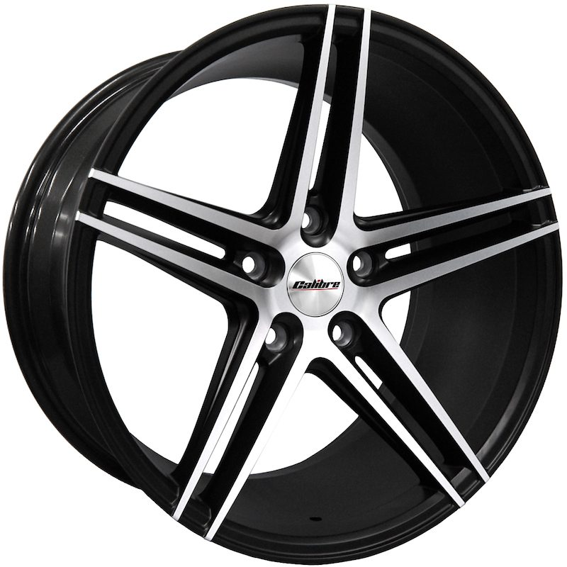 The new Calibre alloy wheel