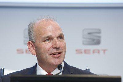 Seat chairman Jürgen Stackmann