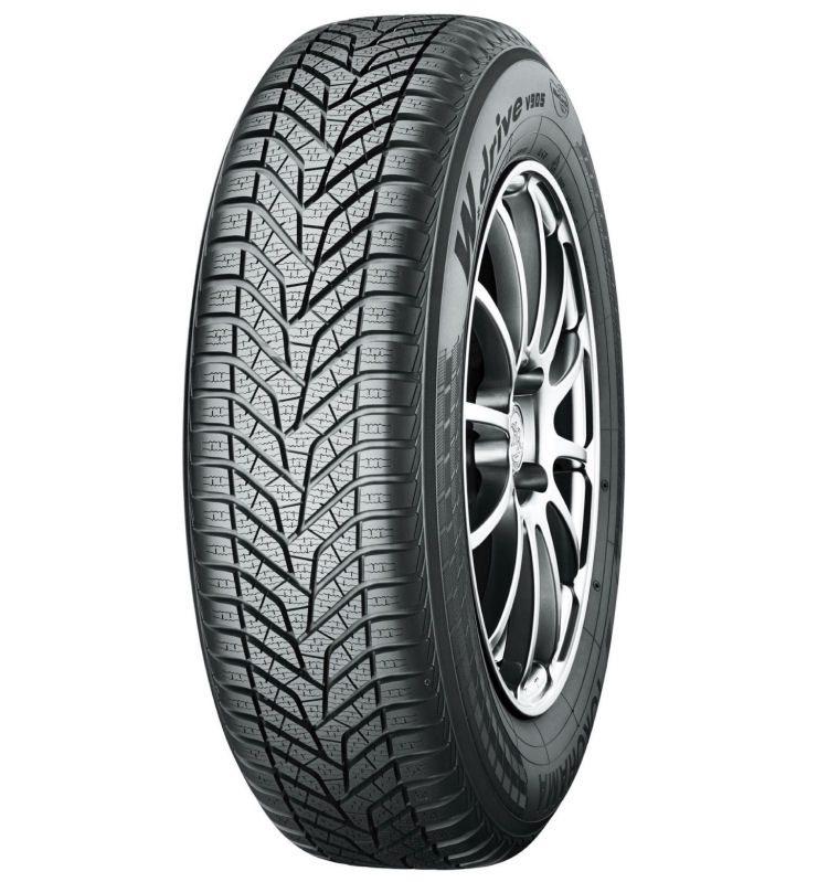 "Yokohama launches ""A"" wet braking rated eco-tyre in Geneva"