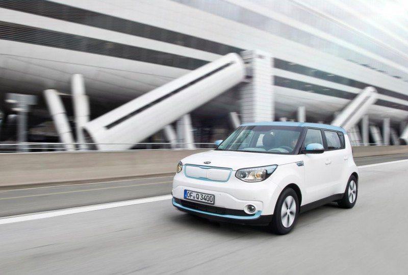 Kumho, Nexen OE for Kia electric car