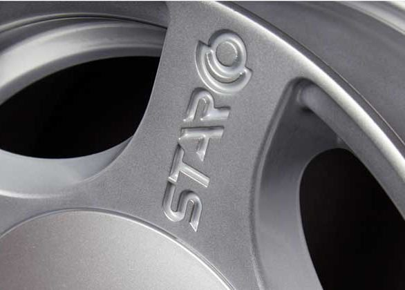 Key customers approve Starco alloy wheel range