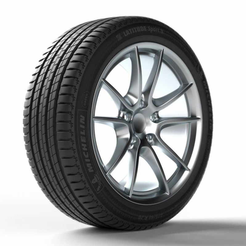 Michelin targeting fastest-growing SUV tyre segment with Latitude Sport 3