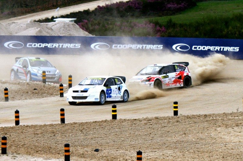 Cooper signs as sole tyre supplier for World RX