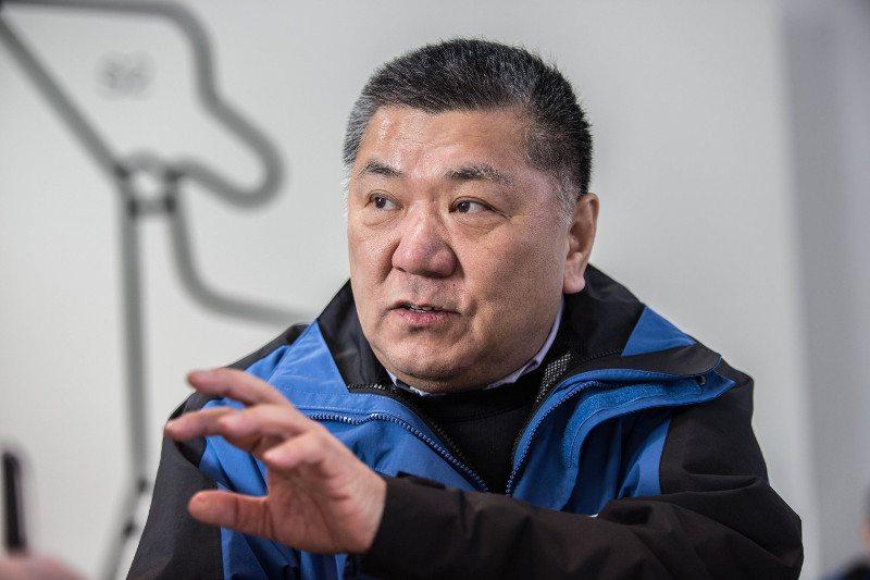 Isamu Ishida, managing director, Falken Tyre Europe