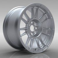 Evo Corse presents X3MA Zero wheel