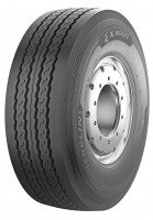Michelin's 385/65R22.5 X Multi T super single tyre