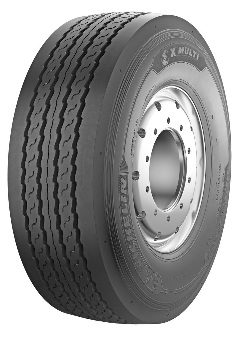 Michelin's 385/65R22.5 X Multi T super single tyre