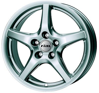 Rial U1 alloy wheel