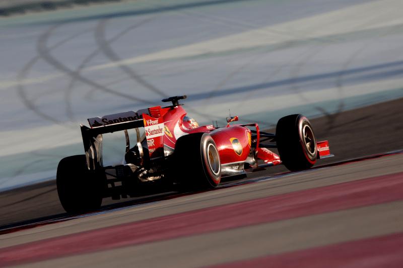 Fernando Alonso Pirelli P Zero Red supersoft tyre