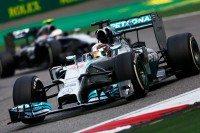 Lewis Hamilton China