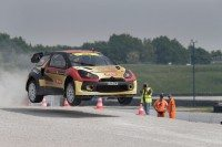 Alex Hvaal Citroen DS3 World RX