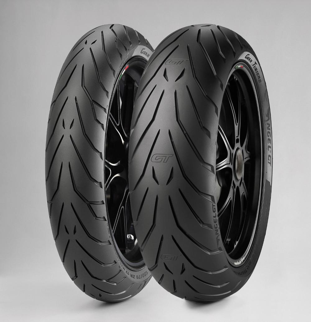 Pirelli Angel GT motorcycle tyre