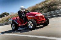 Honda (UK)'s Mean Mower