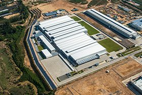 Sumitomo Rubber opens Thailand agri tyre factory