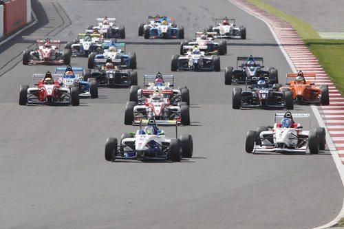 Yokohama returns as BRDC F4 control tyre supplier