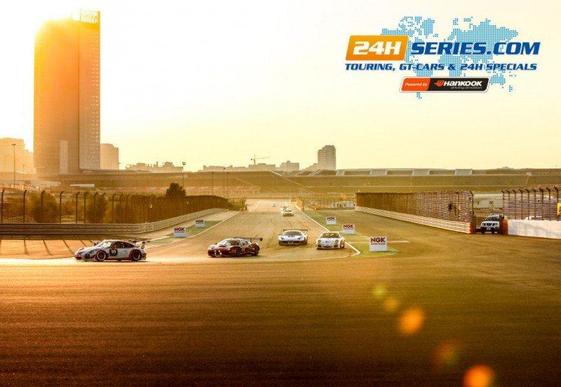 Hankook replaces Dunlop as 24H Series title sponsor