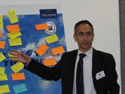 Trelleborg Professional Centre programme launches