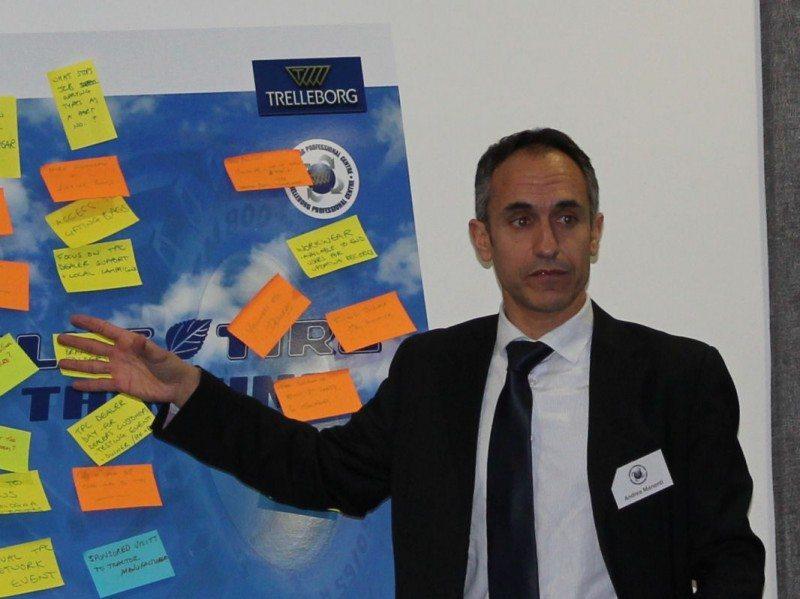 Trelleborg Professional Centre programme launches