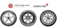 3rd 'Red Dot' win for Kumho