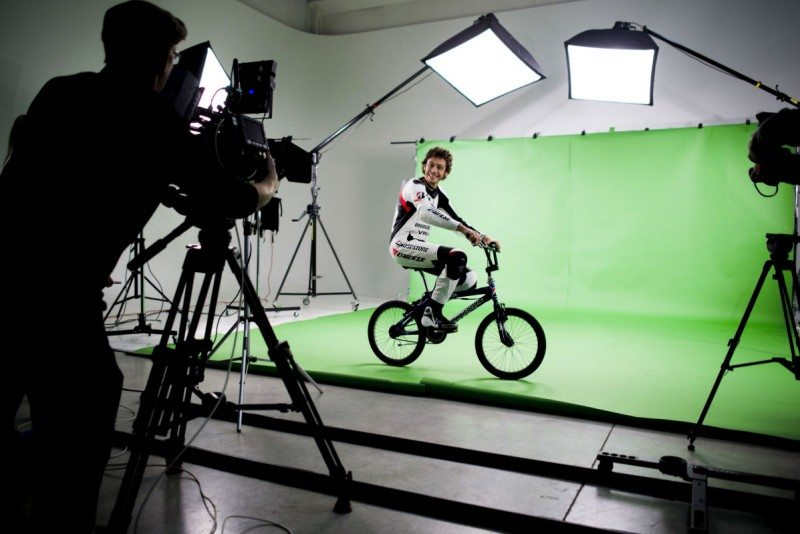 Bridgestone and Valentino Rossi go back to their roots in new short film
