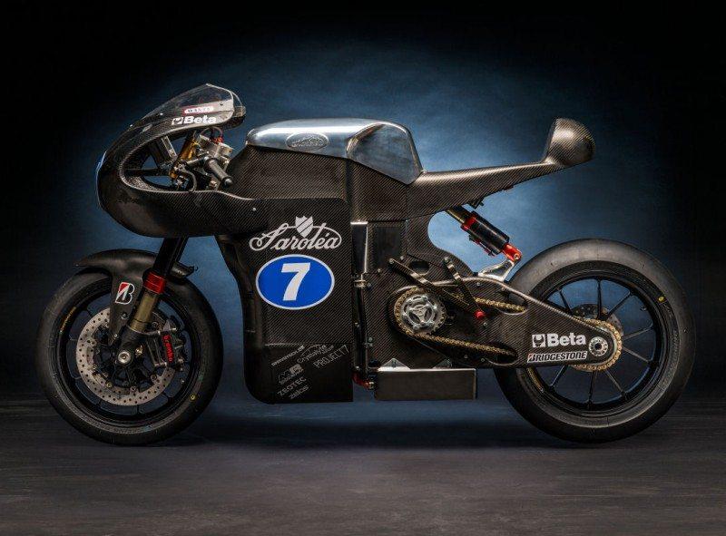 Electric superbike to draw on Bridgestone's tyre expertise