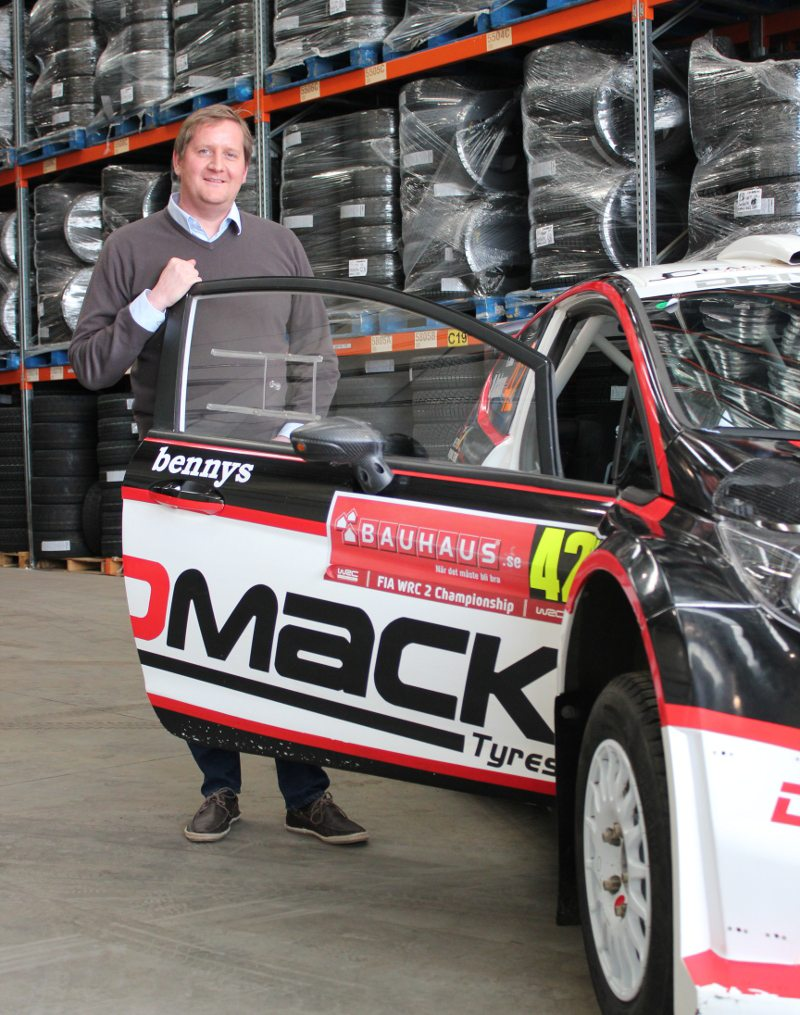 Dick Cormack, MD of Dmack