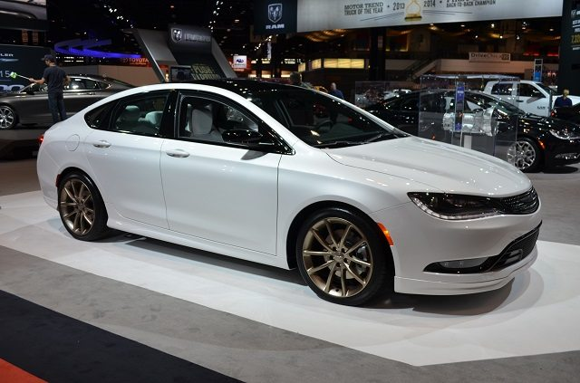 Nexen OE on 2015 Chrysler 200