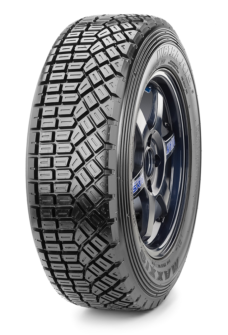 Maxxis Victra R19 rally tyre