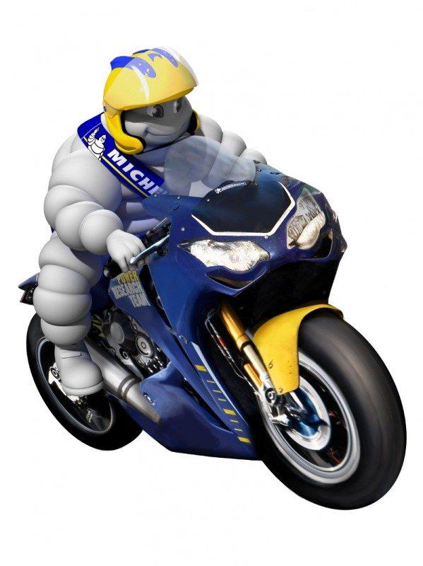 Michelin Bibendum MotoGP