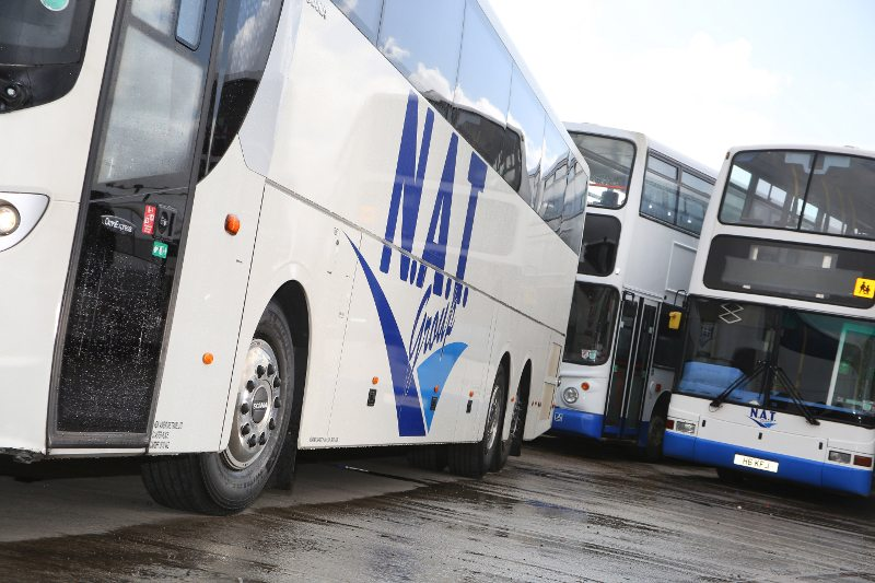 New Adventure Travel Michelin XZE2+ tyres service buses X MultiWay 3D XZEs coach tyres