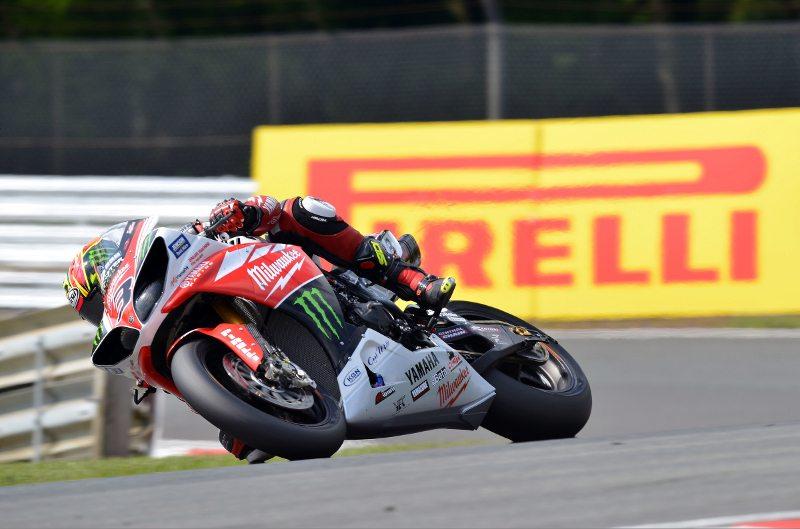 Josh Brookes Milwaukee Yamaha British Superbikes Pirelli