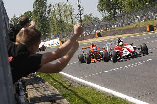 Gustavo Lima Brands Hatch F4