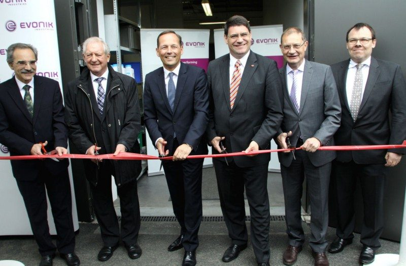 Evonik inaugurates tyre applied technology research building