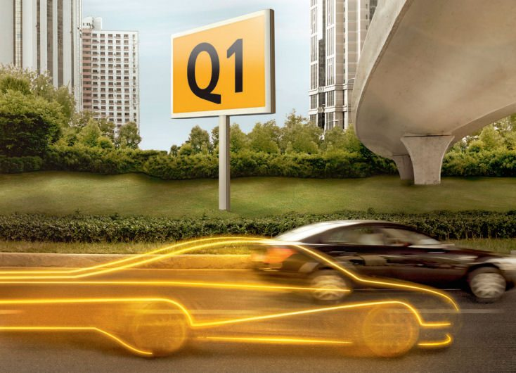 Continental profits markedly up in Q1 2014