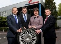 241 jobs as Schrader invests £56M in N Ireland TPMS facilities