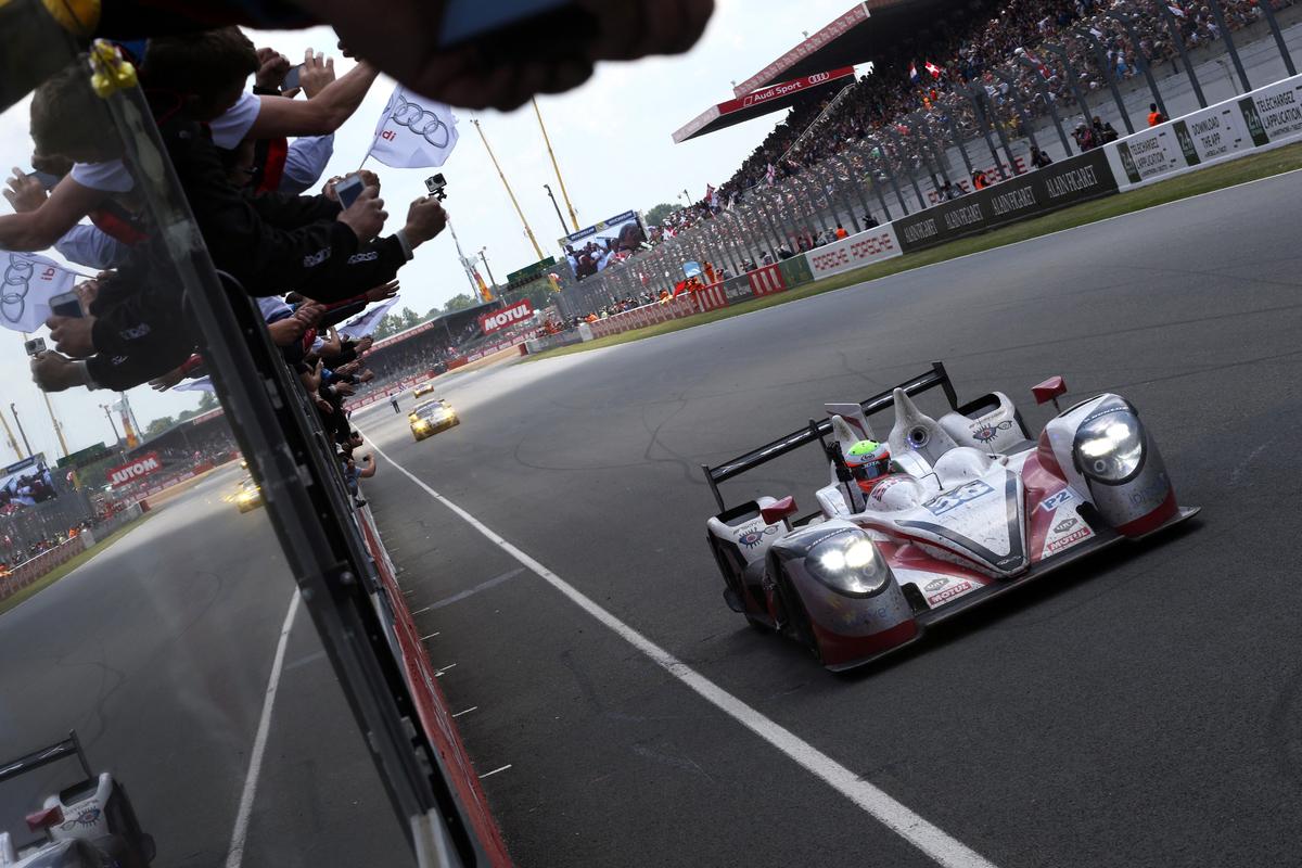 Jota Sport Le Mans